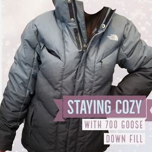 📬FREE Shipping📬 The North Face Down Jacket